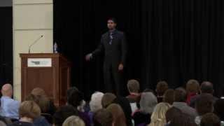 Nabeel Qureshi at Georgia Tech
