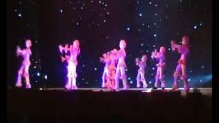 Школа танца Виктории Гофман. Африка группа №2