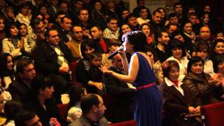 Tatevik Balayan Live. Part 2/ Татевик Балаян 2-я часть