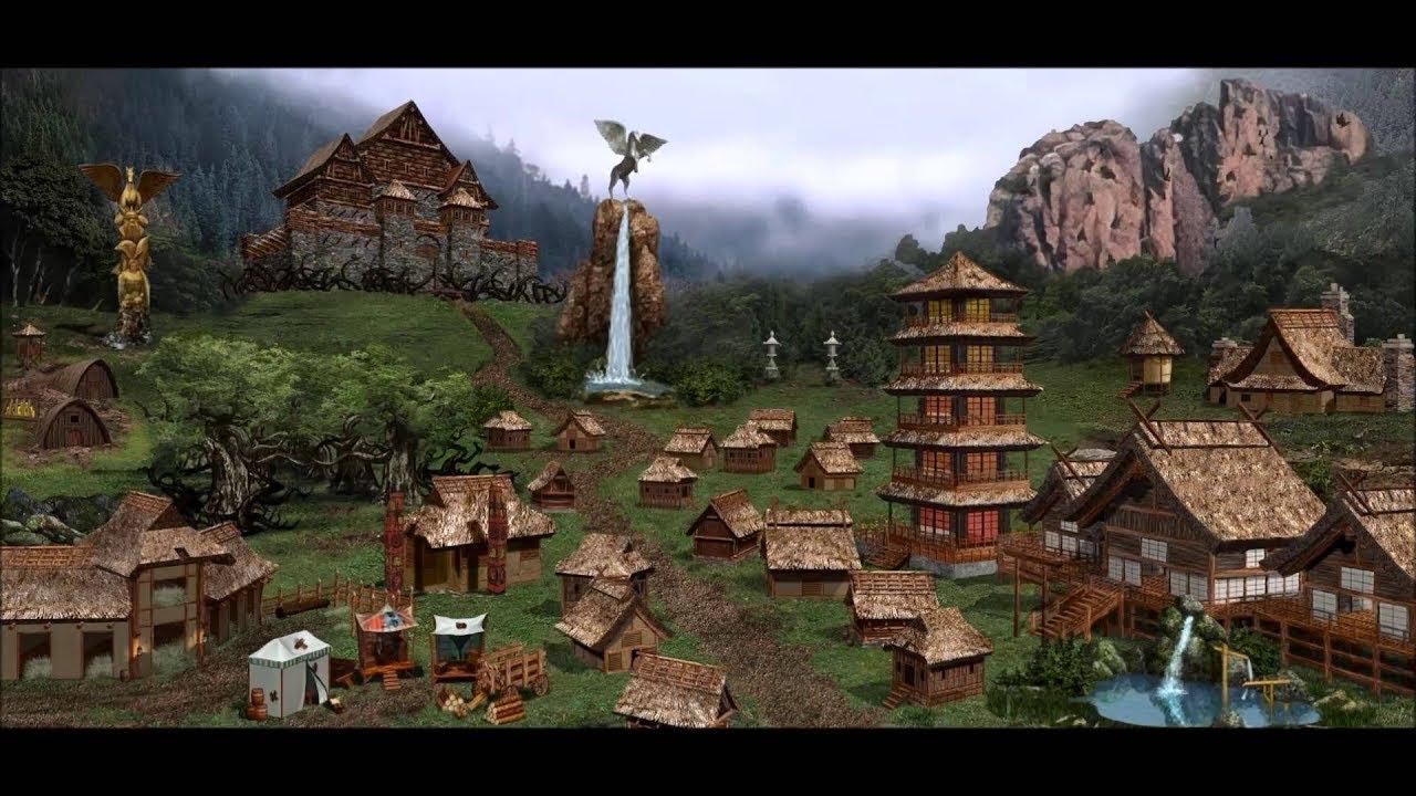 Heroes of might and magic III HD végigjátszás kommentár 31. rész-Rampart kampány teljes 1. pálya