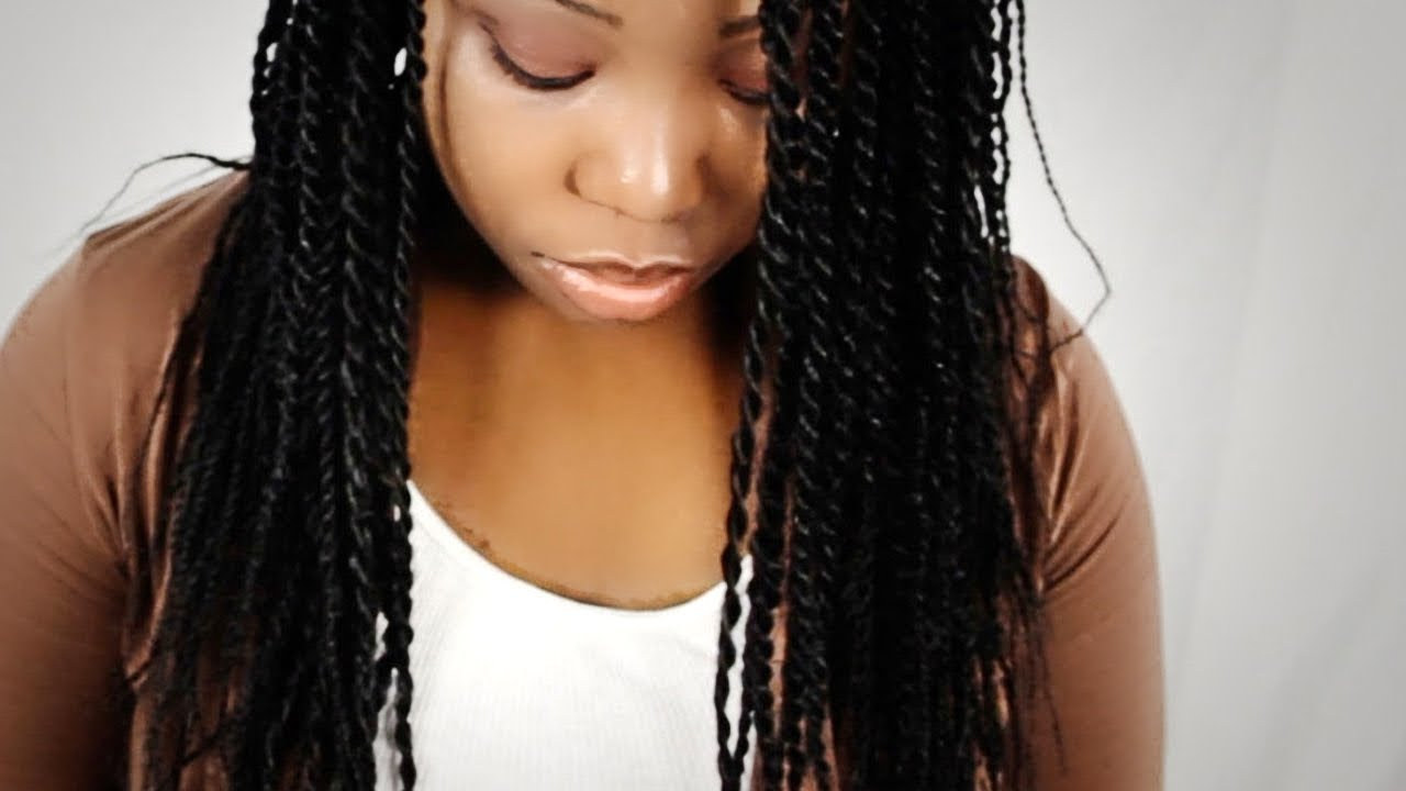 What Type Of Hair Do You Use For Sengalese Twists Youtube
