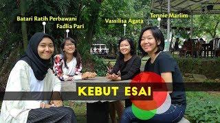 Kebut Esai Bareng Alumni PM (Direkomendasikan memakai headset)