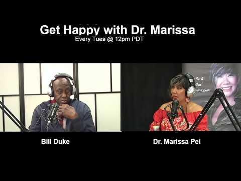 Bill Duke, 40 Year Actor Director Producer Talks To Dr. Marissa