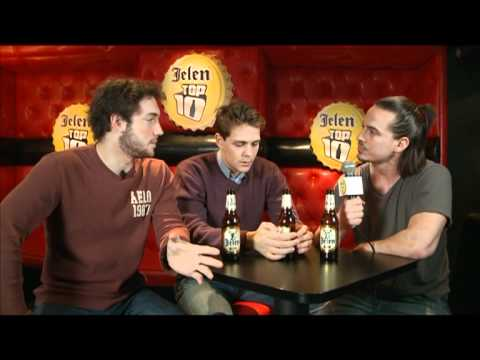 INTERVJU Milos Bikovic, Petar Strugar 1 deo @ Jelen Top 10