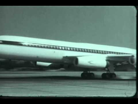 F-0639 Convair 990 First Flight