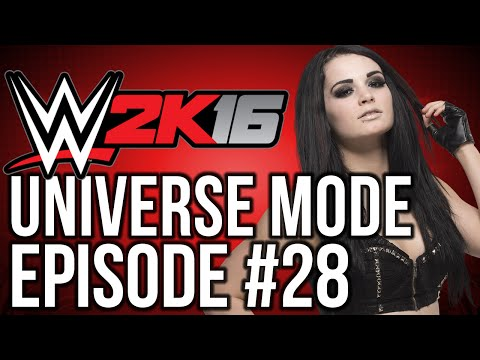 "WWE 2k16 Universe Mode: #28 ""Brand Loyalty"""