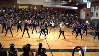 Turn up the music Choreography: Hayoung Kim. TODD BEAMER DANCE TEAM!
