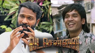 Exclusive: Vada Chennai Scenes & Characters - Vetrimaaran & Samuthrakani Discuss