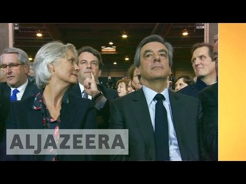 Will France's Francois Fillon be forced to step aside? - Inside Story