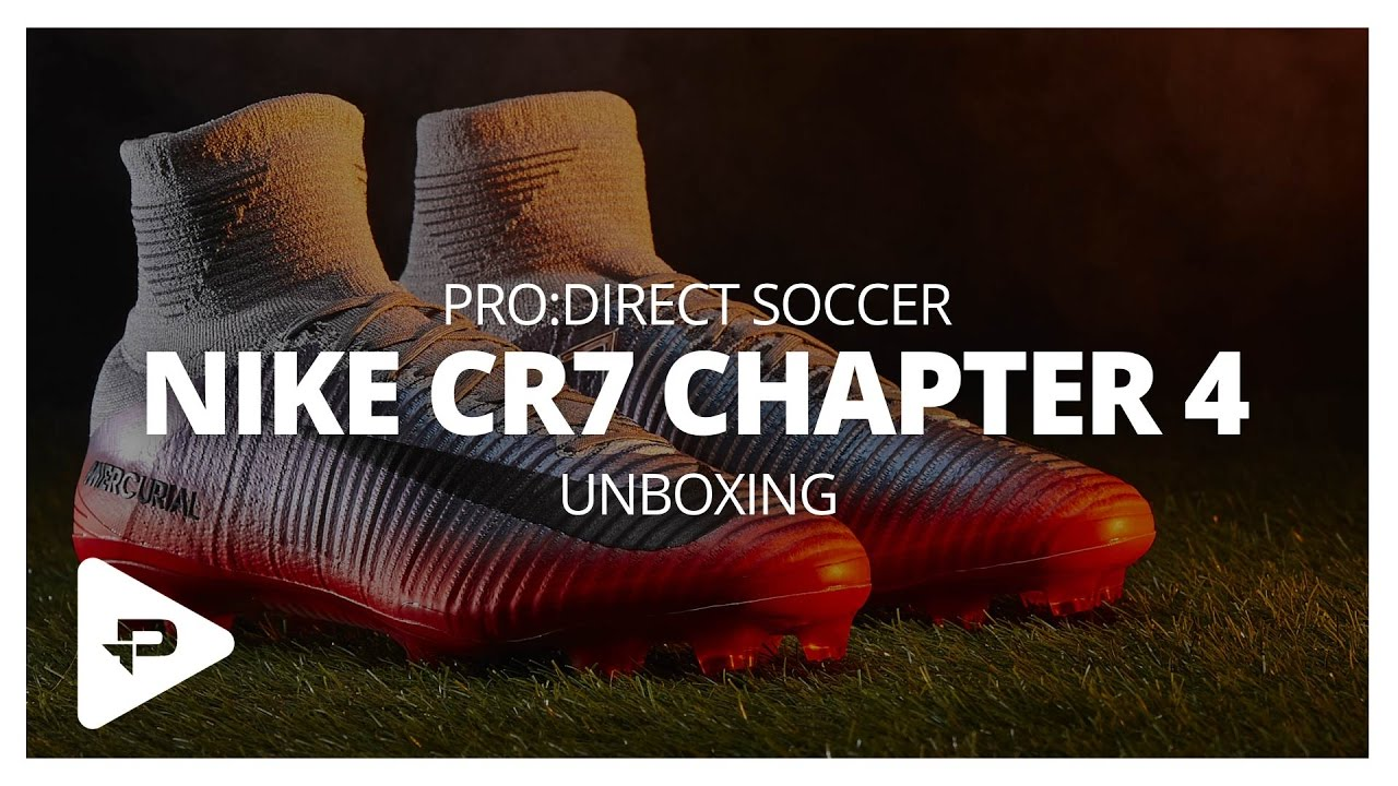 f798c220e7d Unboxing: Nike CR7 Chapter 4: Forged for Greatness