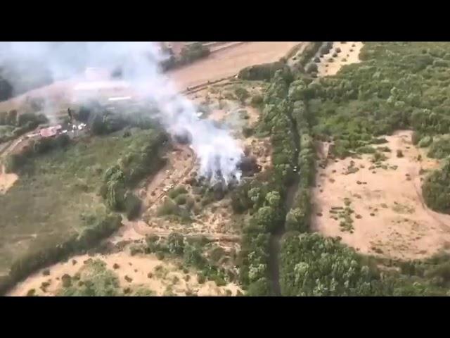 Se produce un conato de Incendio en la Villa de Garafía