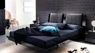 Black Bedroom Furniture Design Decorating Ideas