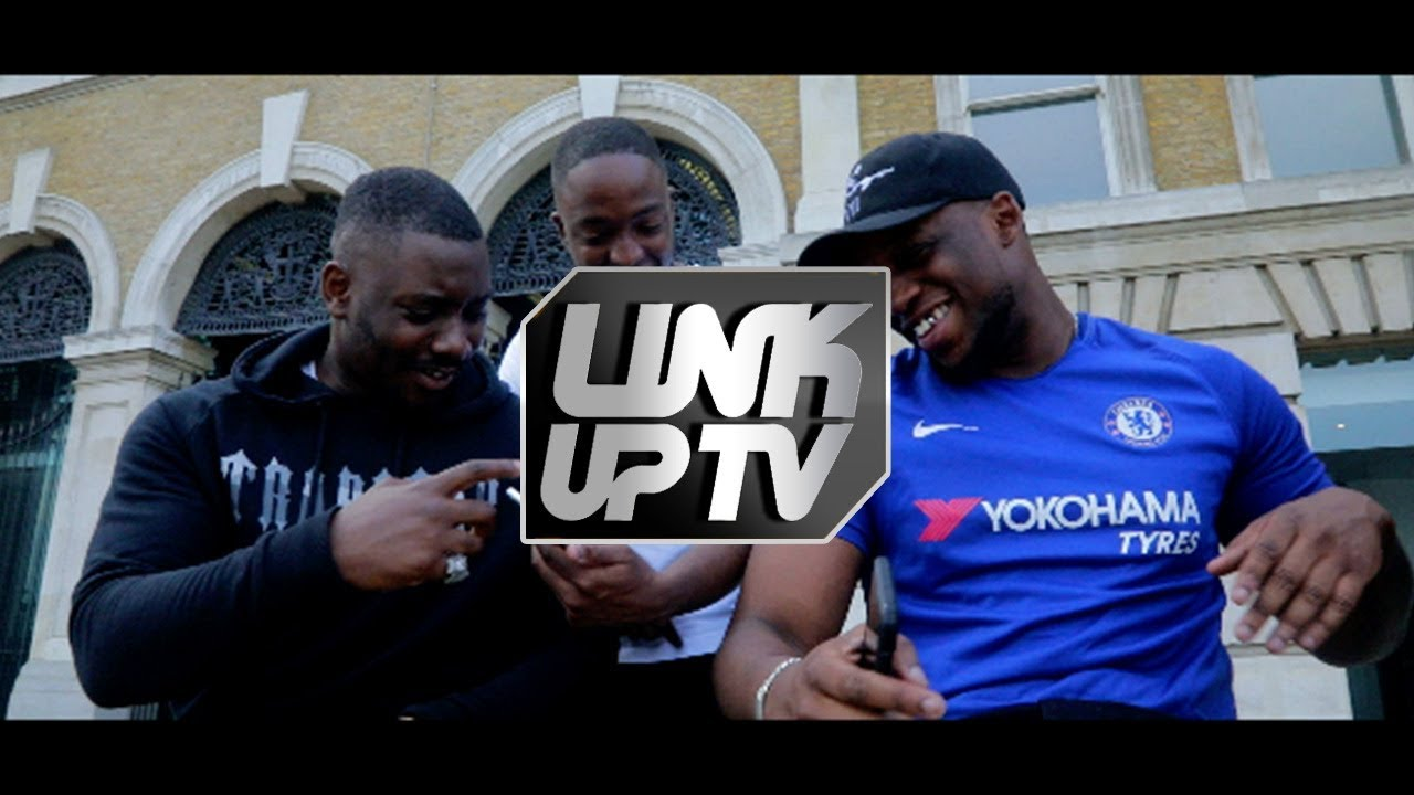 KDM X MP - Men are Trash (Prod. by Capri) | Link Up TV