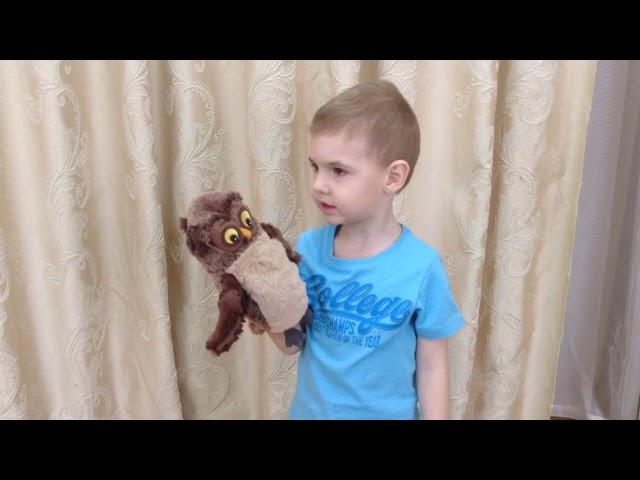 Изображение предпросмотра прочтения – МихаилГармашов читает произведение «Ах, ты, совушка-сова» (Русский фольклор )