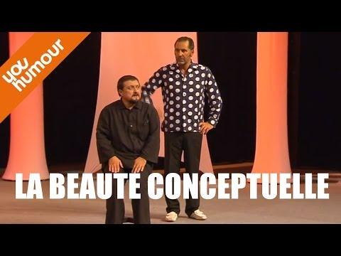 DAU ET CATELLA - La beauté conceptuelle