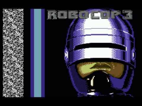 Robocop 3 (C64) Title Theme