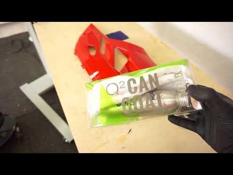 HQS Autopflege - Gyeon Q² CanCoat als hydrophobe SIO² Einschicht - Versiegelung