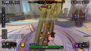Smite  with the squad 15