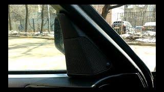 БМВ Е34 Жөндеу жоғары жиілікті динамикасы (пищалки) есігін BMW E34