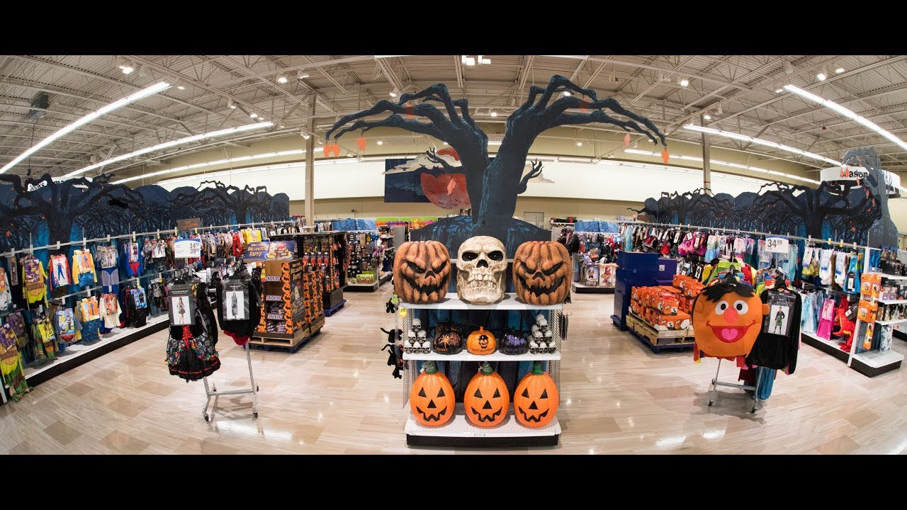 halloween store 2018- negozio di halloween usa - youtube