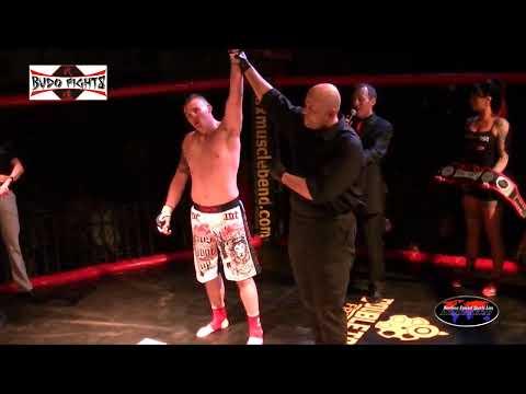 Budo Fights 14 Andrew Lipp Vs Colton Howard