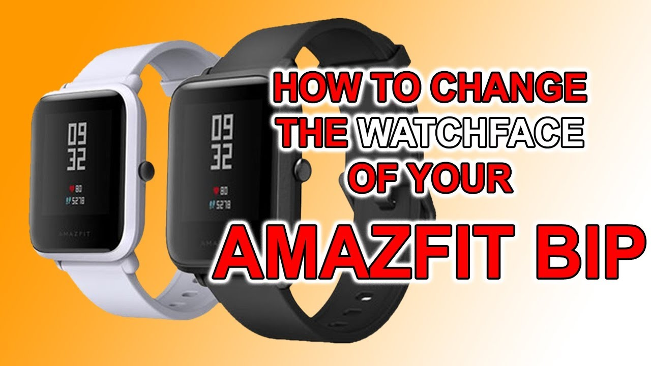 How to install Amazfit Bip Watchfaces IOS (Amaztools)