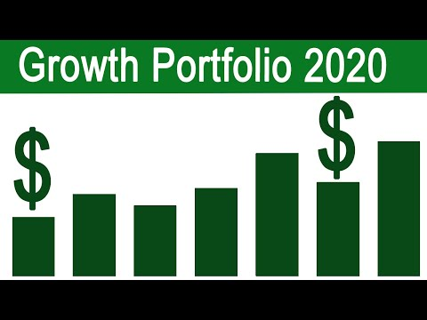 Growth Stock Portfolio 2020 - Building a Growth Portfolio for the Long Run