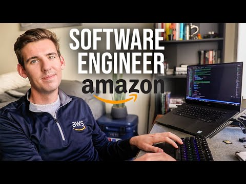 A Day in the Life of an Amazon Software Engineer Intern