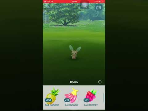 Pokemon Go Shiny Négapi Minun Youtube