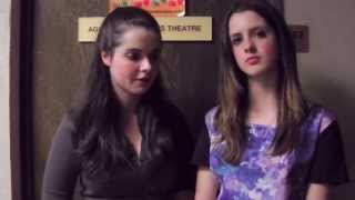 Chatting with Vanessa and Laura Marano | hello beloved