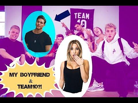 My Boyfriend with TEAM 10?!