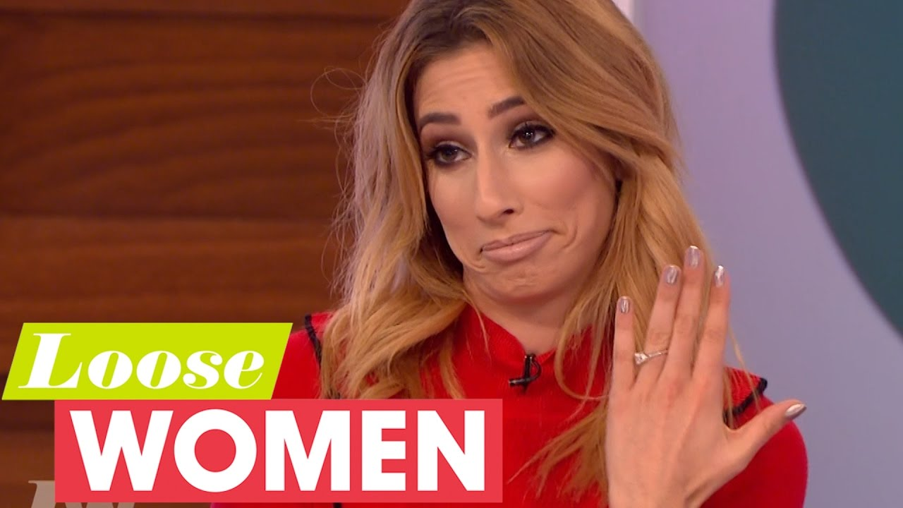 Stacey Solomon Nude Photos 84