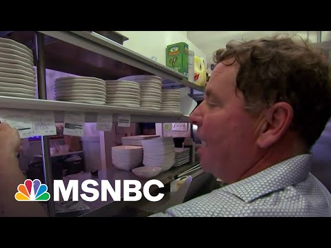 Steve Rattner: Labor Force Depressed As Job Openings Soar