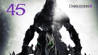 Прохождение Darksiders 2 - Часть 45 — Вход в Город мёртвых