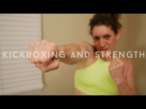 Kickboxing and Strength by Jamie B