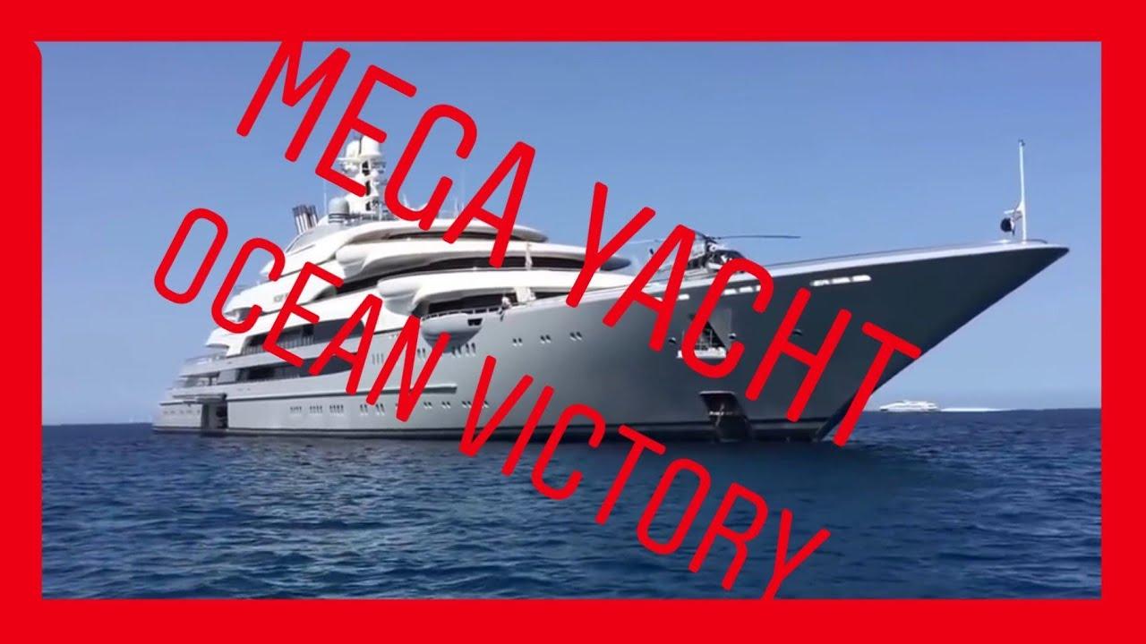 Viktor Rashnikov See His Crazy Us 300 000 000 Ocean Victory Yacht