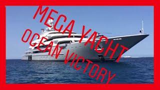 Mega Yacht Ocean Victory in Fomentera