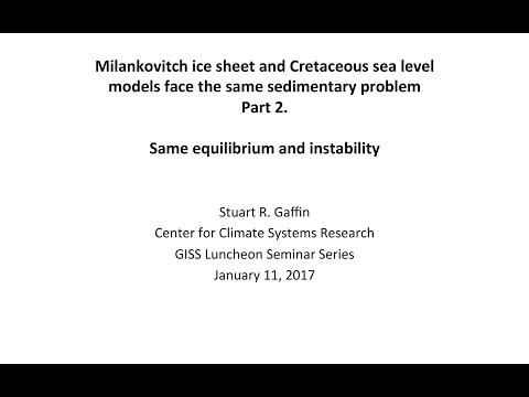 GISS Seminar, 2017-01-11 — Stuart Gaffin
