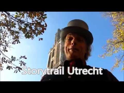 Storytrail Utrecht: Stadswandeling met verteller