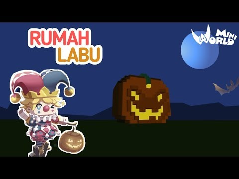 Cara Membuat Rumah Labu - Mini World Block Art (Tutorial) thumbnail