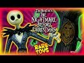 NIGHTMARE BEFORE CHRISTMAS Toys Review and Unboxing of Jack's Lab and RARE Hanging Tree