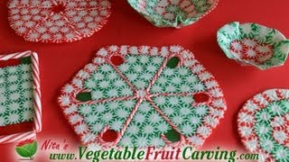 How To Make Candy Plates