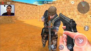 Gun Strike: FPS Strike Mission - Fun Shooting Game - Android Gameplay screenshot 2
