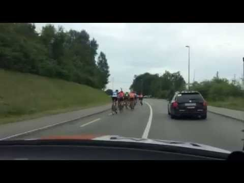 Tour de Suisse - Team IAM Cycling inside video