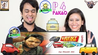 Rent A Car Pakistani Prank || by Nadir Ali in P4Pakao || Indian Reaction