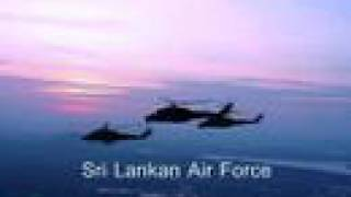 Sri Lankan Air Force missile defence system