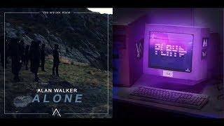 Play // Alone [Remix Mashup] - Alan Walker, K-391 & Tungevaag ft. Mangoo