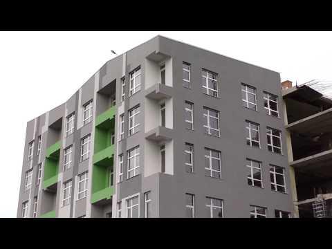 ЕкоПарк завершує спорудження третьої секції житлового комплексу