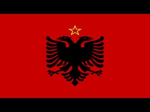 Anthem of the People's Socialist Republic of Albania (1946-1992) - 'Hymn to the flag'