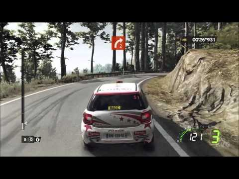WRC 5 FIA World Rally Championship - Rallyracc Catalunya-Costa Daurada - Gameplay Compilation